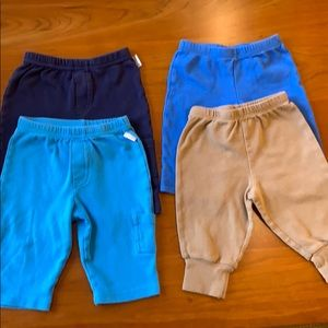 Bundle - infant pants 3-6 months